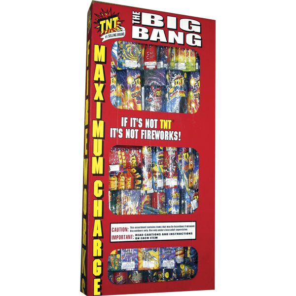 Check out our newest fireworks products and other exciting items from TNT Fireworks.