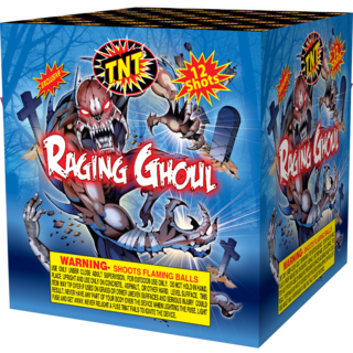 Raging Ghoul