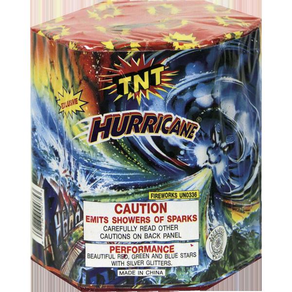 Firework Fountain Hurricane Fountain