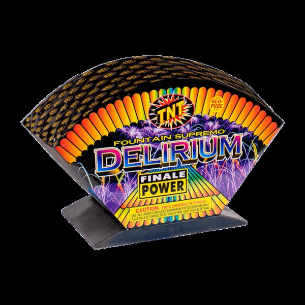 500 Gram Firework Fountain Delirium