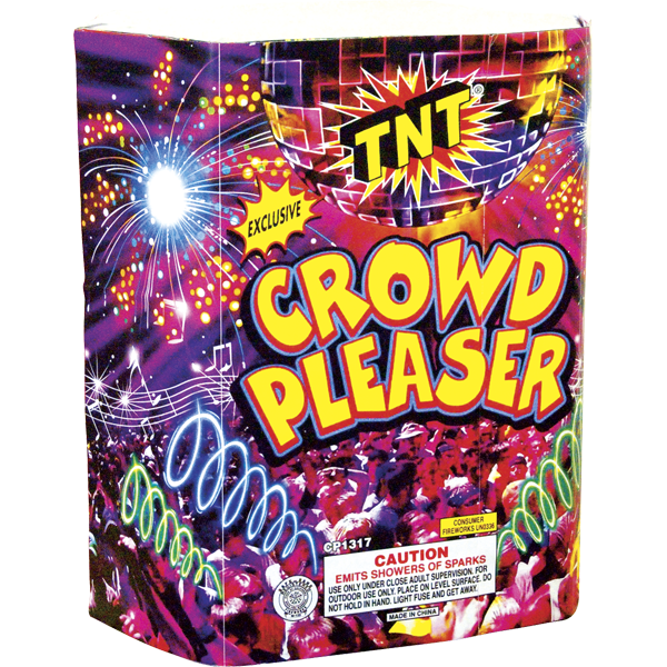 Firework Fountain Crowd Pleaser