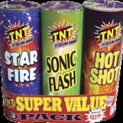 500 Gram Firework Fountain Super Value Pack Thumbnail 1