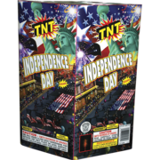 Firework Fountain Independence Day  Thumbnail 1