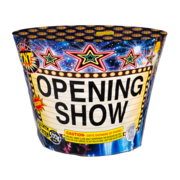 500 Gram Firework Fountain Opening Show  Thumbnail 1