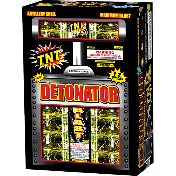 500 Gram Firework Reloadable Detonator