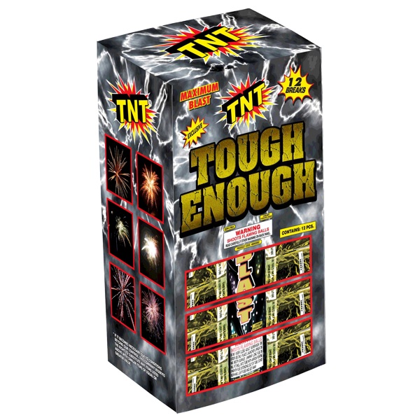 Firework Reloadable Tough Enough