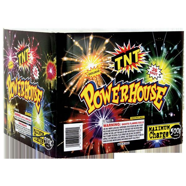 500 Gram Firework Aerial Finale Powerhouse