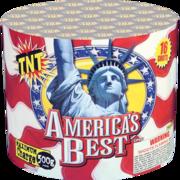 500 Gram Firework Aerial Finale America's Best  Thumbnail 1