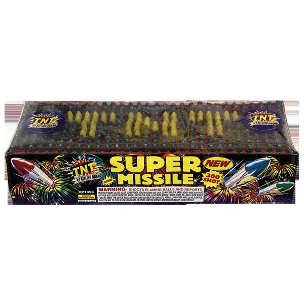 Firework Aerial Finale Super Missile