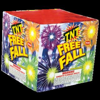 500 Gram Firework Aerial Finale Free Fall