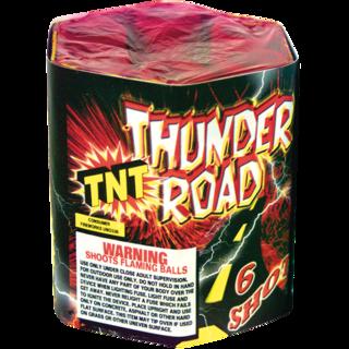 Firework Aerial Finale Thunder Road