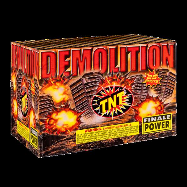500 Gram Firework Aerial Finale Demolition