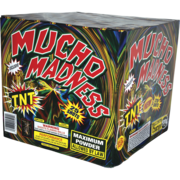 500 Gram Firework Aerial Finale Mucho Madness    Thumbnail 1