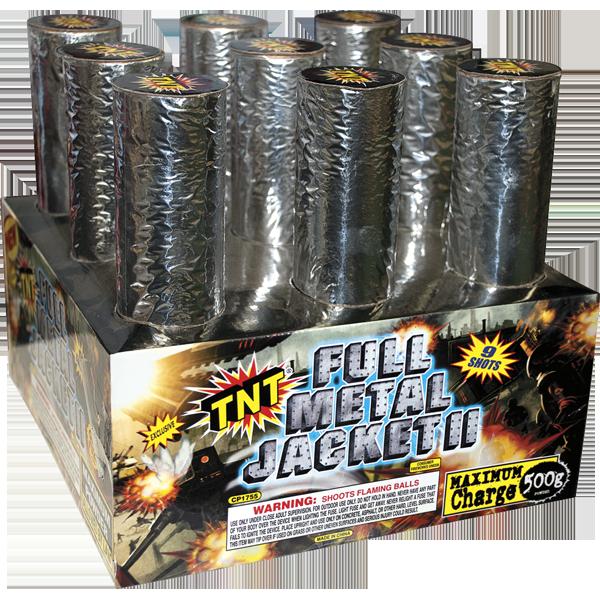 500 Gram Firework Aerial Finale Full Metal Jacket Ii