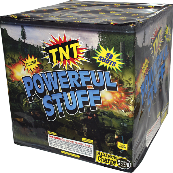 500 Gram Firework Aerial Finale Powerful Stuff