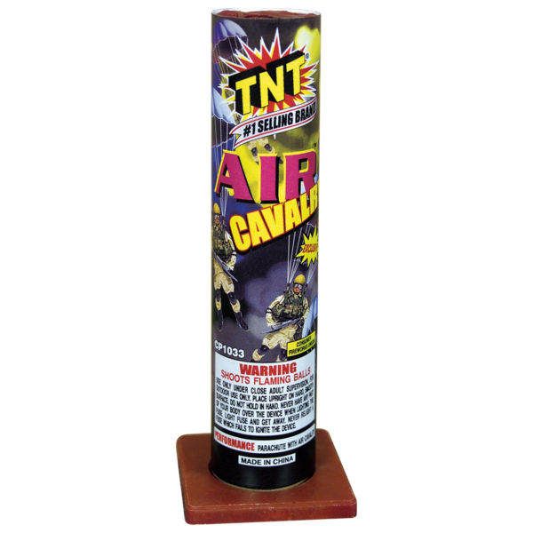 Firework Novelty Sparkler Air Cavalry