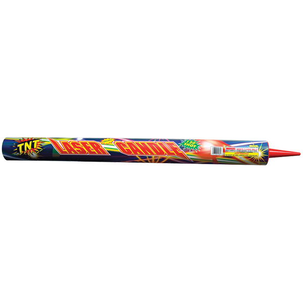 Firework Roman Candle Laser Candle