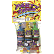 Firework Novelty Sparkler Party Time Party Poppers  Thumbnail 1