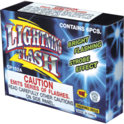 Firework Novelty Sparkler Lightning Flash  Thumbnail 1