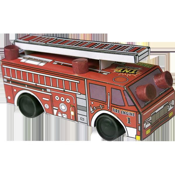 Firework Novelty Sparkler Fire Engine