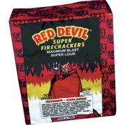Firework Firecracker 80/16 Red Devil Firecrackers Thumbnail 1