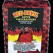 Firework Firecracker 40/16 Red Devil Firecrackers Thumbnail 1