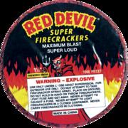 Firework Firecracker Red Devil 1000 Strip Thumbnail 1