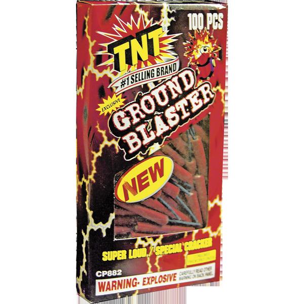 Firework Firecracker Ground Blaster   Tnt