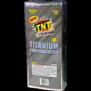 Firework Firecracker Titanium Cracker