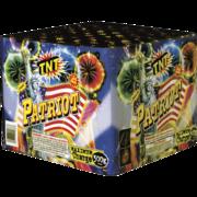 500 Gram Firework Aerial Finale Patriot 36 Shot  Thumbnail 1