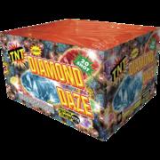 500 Gram Firework Aerial Finale Diamond Daze  Thumbnail 1