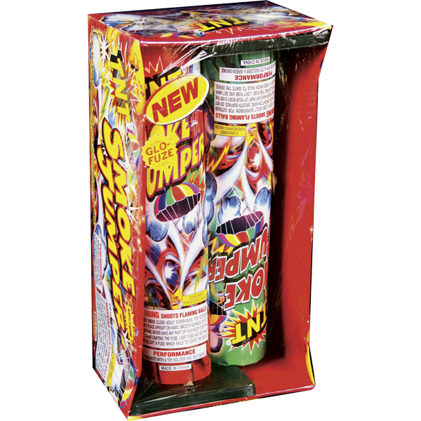 Firework Novelty Sparkler Smoke Jumper