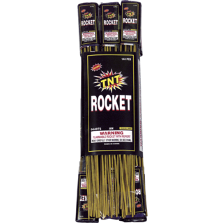 Firework Rocket Missile Tnt Bottle Rocket