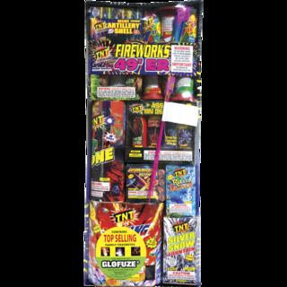 Firework Assortment 49'er