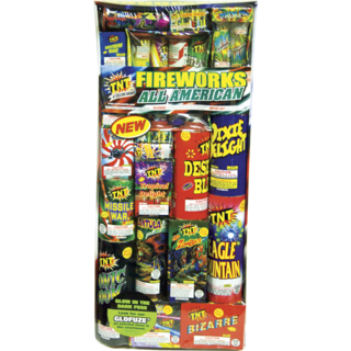 Firework Assortment All American