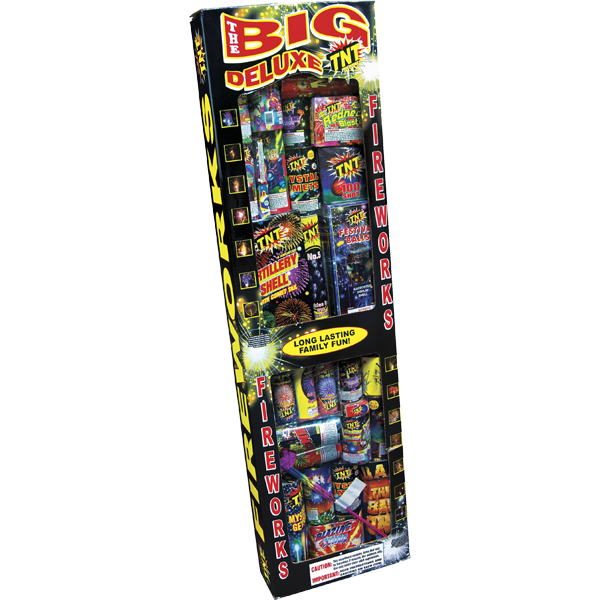 Firework Assortment Big Deluxe