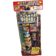 Firework Assortment Big Bomb Polybag  Thumbnail 1