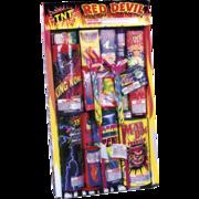 Firework Assortment Red Devil Tray  Thumbnail 1