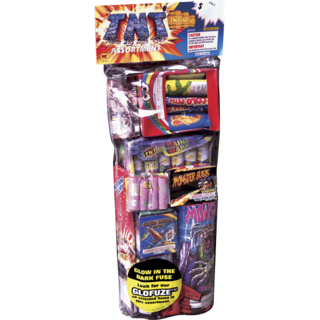 Firework Assortment Tnt Polybag