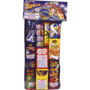 Firework Assortment Thriller Polybag   Safe & Sane Thumbnail 1