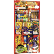 Firework Assortment Big Bomb Tray   Safe & Sane Thumbnail 1