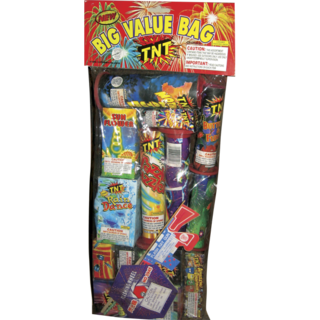 TNT BIG VALUE BAG