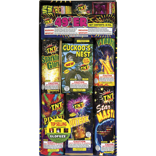 Firework  49'er