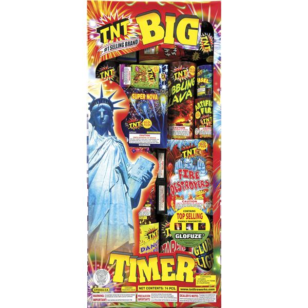 Firework  Big Timer