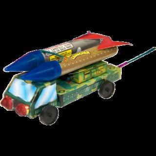 Firework Novelty Sparkler Rocket Launcher