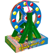 Firework Novelty Sparkler Ferris Wheel Thumbnail 1