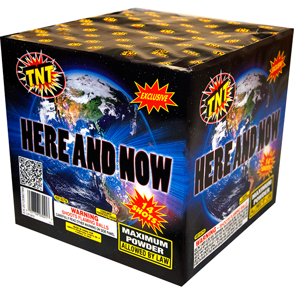 500 Gram Firework Aerial Finale Here And Now
