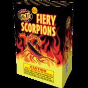 Firework Fountain Fiery Scorpions Thumbnail 1