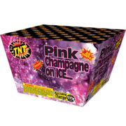 500 Gram Firework Aerial Finale Pink Champagne On Ice Thumbnail 1