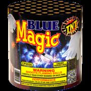 Firework Aerial Finale Blue Magic Thumbnail 1